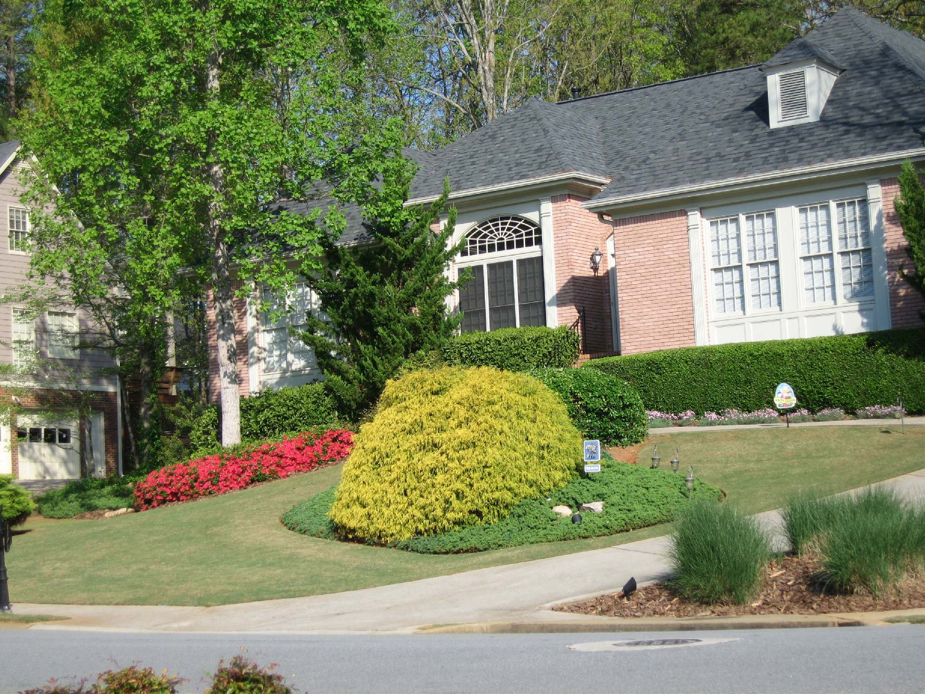 Atlanta landscape design pictures
