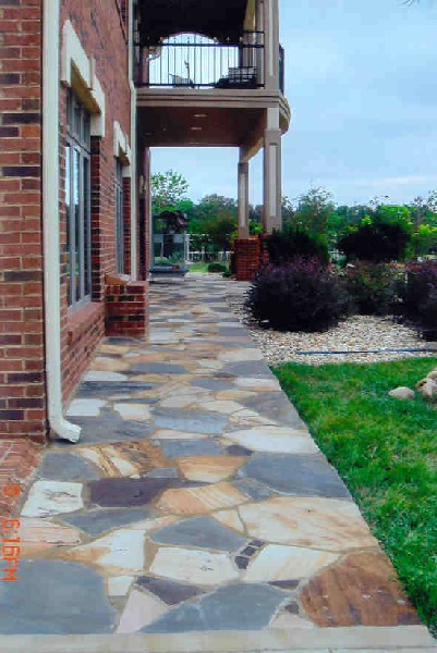Landscaping+sidewalk+ideas